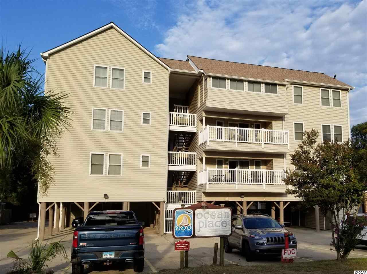 Beautiful 2 bedroom / 2 Bath Condominium with a view of the ocean from your private Balcony. Just a short walk to the beach. Recently remodeled. Stainless steel appliances and new cabinets. Granite counter tops in Kitchen and both Bathroom sinks. Spacious unit with under building storage room.