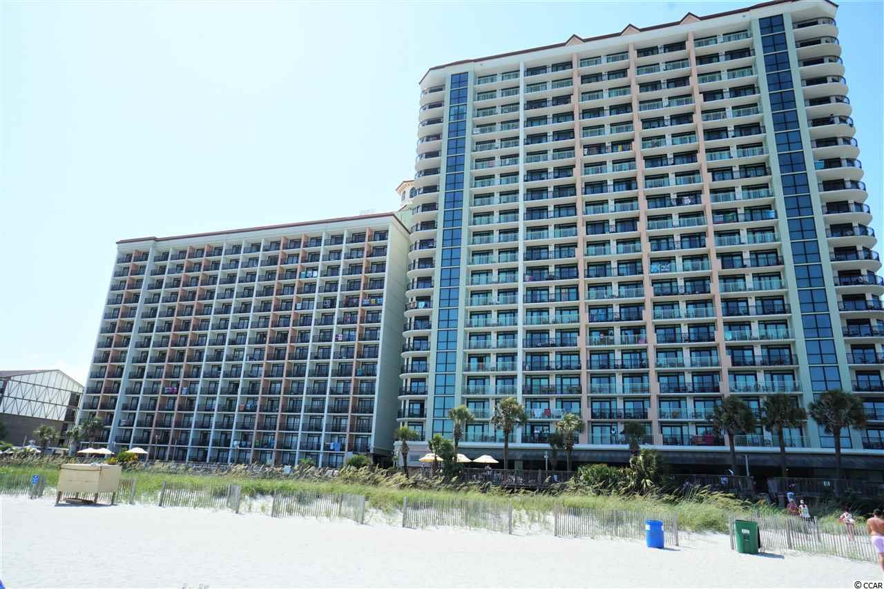 """Welcome to the Finest Luxury 3-Bedroom Condo in the Prime of Myrtle Beach. This Direct Double balcony Dream unit is located on the 12-floor and Prime to truly see the family & friends on the Sand and Surf along with the constant Ocean Breeze in your face. Make this a full time resident or simply as an investment. This Resort has every luxury amenity directly at your fingertips, 10-pools and spas, Starbucks, Ben & Jerry's, The World Famous """"Sea Captain's House"""" 5-star restaurant, in Lobby beverage court, and fantastic Margarita bar Pool Side. How about Valet Parking on your next vacation,we have it here. This Top Flight Condo is rented with the On-site rental program that is one of The Finest and Most Respected in the Industry. Make your plans today to see this Spectacular property today."""