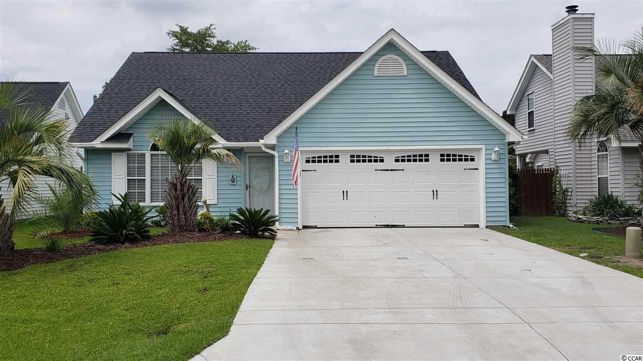 4 Bedroom 3 full Baths, This Beautifully updated home  located outside city limits of Surfside Beach is situated in a small quiet subdivision. Home features a long list of updates for both inside and out. This home features dual downstairs master bedrooms with full baths and walk-in closets. Updated kitchen with granite countertops and breakfast bar area 2018 Double Stainless Steel deep kitchen sink.  New stainless steel appliances in 2017. The living room features  a  vaulted ceiling, new laminated floors, new living room ceiling fan. The upstairs has been completely renovated in 2019 with 2 spacious bedrooms and updated full bathroom. Upstairs flooring has been replaced with top-quality carpeting as well as the staircase. The home has new architecture Shingles and in 2019 new upgraded HVAC system with additional duct work to  make the home more comfortable and efficient. Front yard has the beautiful coastal style landscaping, New Carriage style hurricane proof  garage door  with New garage door opener 2019 and easy entry key pad. In 2018 new driveway and Large Patio surfaces along with the New vinyl privacy fence. Call for an appointment.