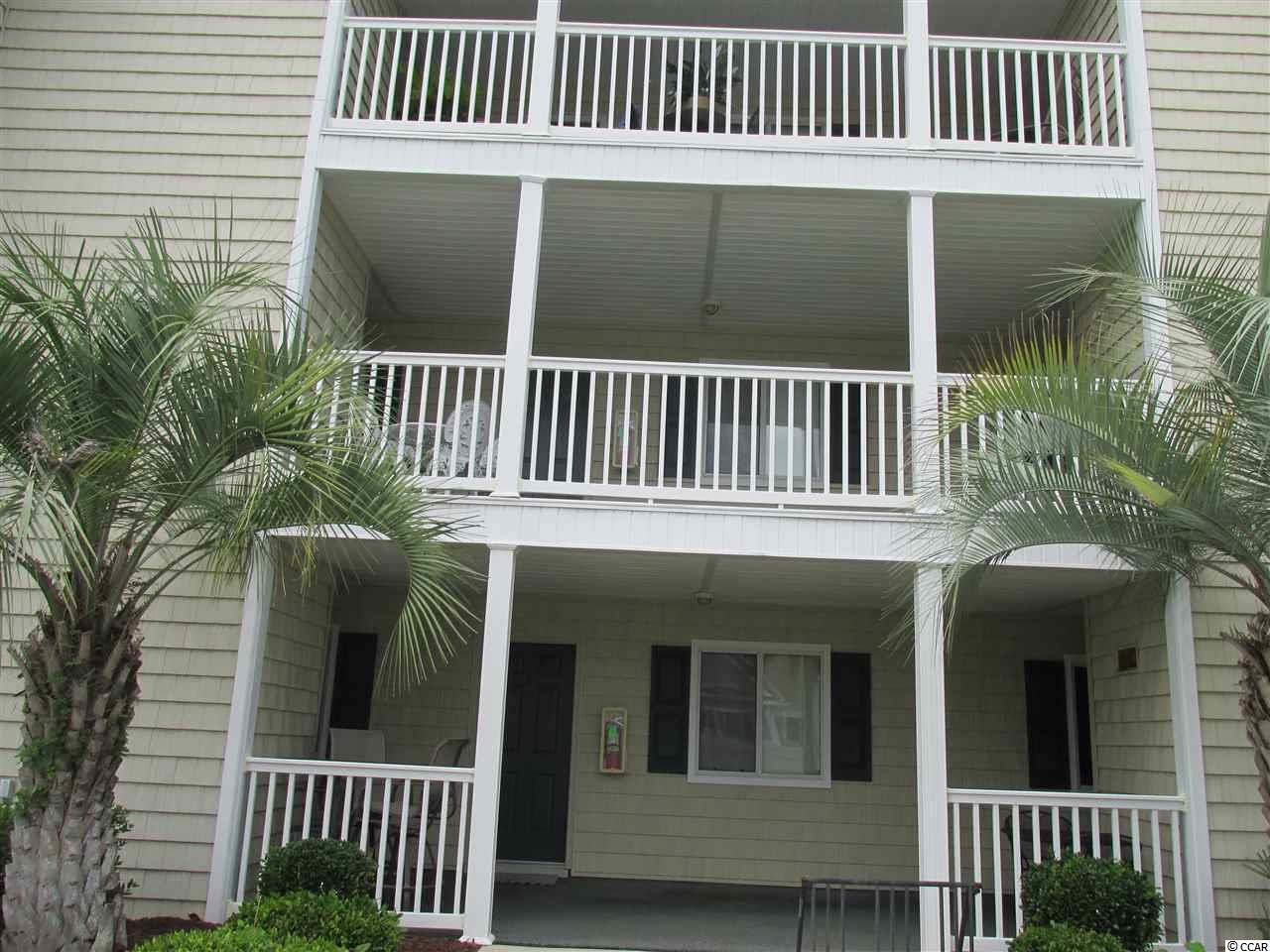 Enjoy this beautifully maintained partially furnished unit in the heart of the of the Ocean Drive section of North Myrtle Beach. Close to Everything! A short walk to the beach, shopping, waterway, shag clubs, and grocery stores. Condo features new beautiful flooring in the kitchen and bathrooms and a screened porch that you will never want to leave. End unit offers much more light and open feeling. Storm door, garbage disposal, faucets, paint and vent registers have been recently replaced. This unit has 2 storage units which is a rare find. Bicycle racks, boat storage, rv storage, day docks, piers, grills and 2 pools with new restrooms are all available for the owners convenience in this gated Intracoastal Waterway community. Don't miss this opportunity to own your little piece of paradise!