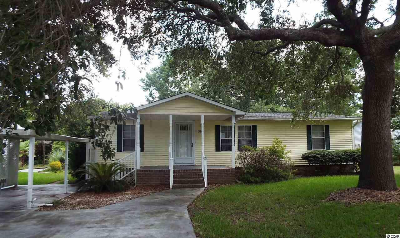 Your opportunity to call Live Oak home. This great 55 and over community is located in Murrells Inlet and just minutes to the Marsh Walk, fishing, boating and all of the fabulous restaurants! This 2 bedroom home features a carolina room, detached storage in the rear and a comfy front porch to enjoy the nice evening breeze.  Come take a look today. All data including sq. ft. is approximate and not guaranteed by seller or listing agency.