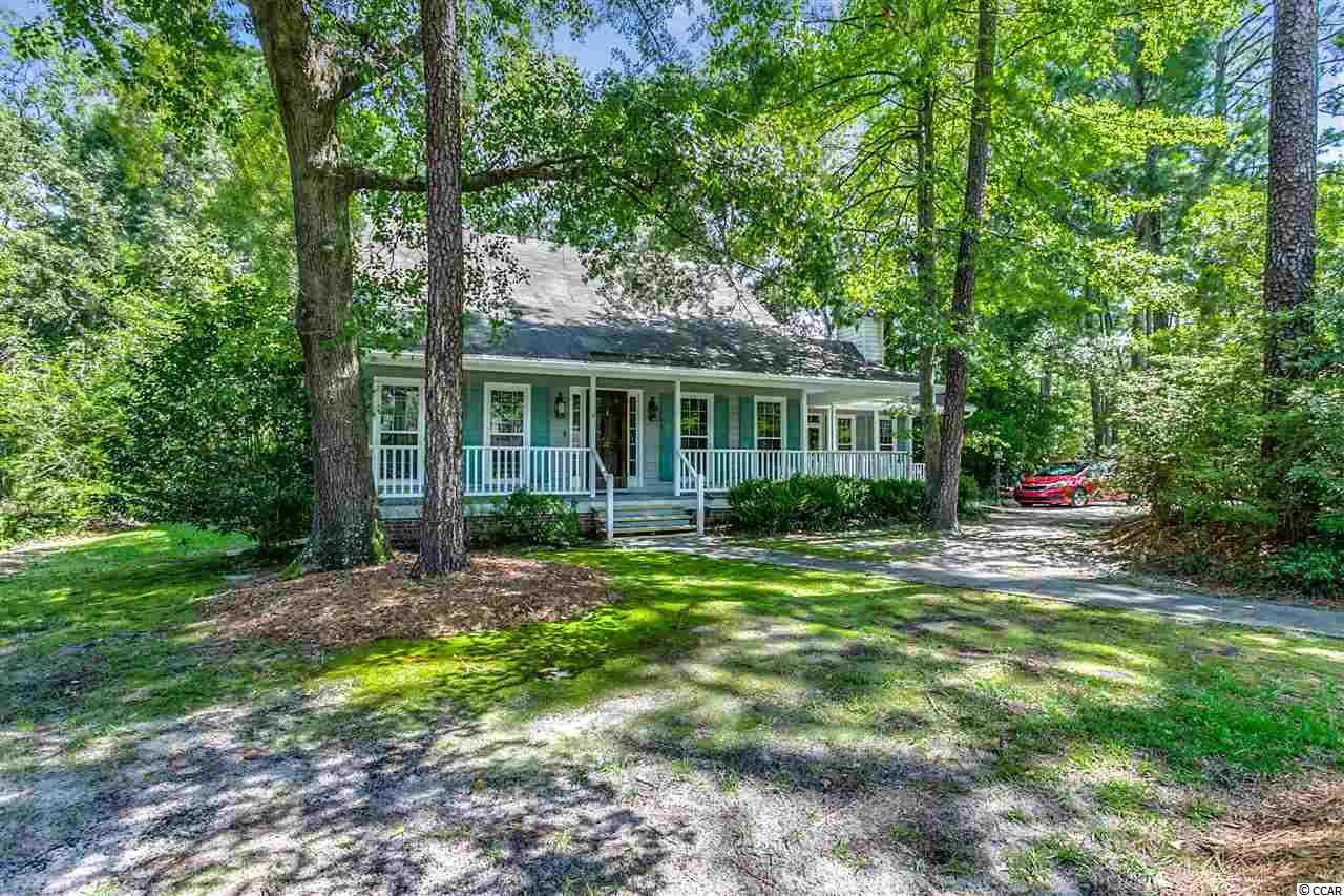 Great value and location for this 3 bedroom / 2,5 bath home!  This home boasts neutral colors, eat in kitchen, living room with fireplace, converted family room, 2 large bedrooms and bath on 2nd level, large front porch, great corner lot with lots of mature trees, storage and small fenced area!  Call Today!