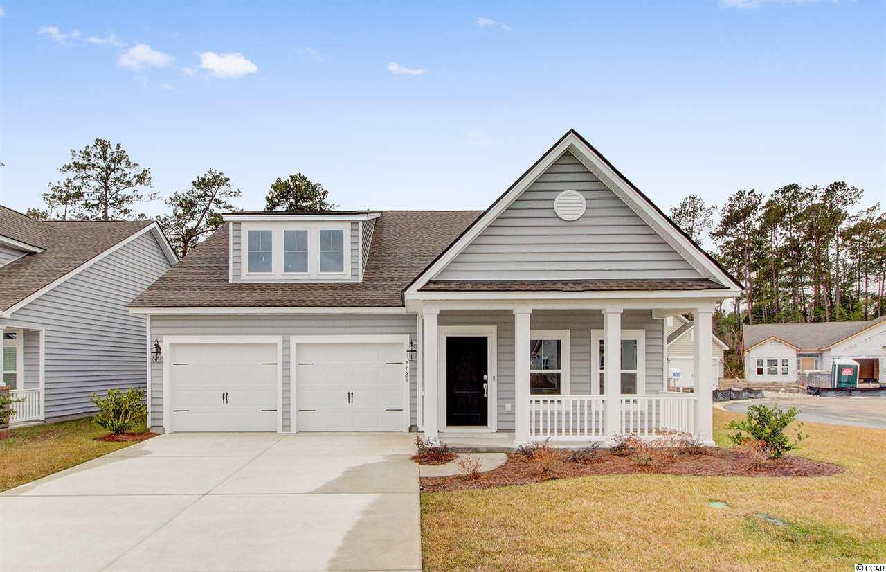 """Clear Pond is a brand new community centrally located in one of the fastest growing areas in Myrtle Beach. Homeowners will be just a moment away from the hottest shopping and restaurants in town, as well as golf, attractions and of course- the beautiful beaches of the Grand Strand!   The homes at Clear Pond include upgrades like tile and laminate flooring, granite countertops in the kitchen, GE® stainless steel appliances including a gas range, built-in microwave and dishwasher. Also included is upgraded cabinetry with 36"""" and 42"""" staggered maple cabinets, Tankless Rannai hot water heater and much, much more!! The Annandale is a fabulous new floor plan! It has 1804 heated sq. ft. 3br 3 bath and is the perfect home for entertaining. As you enter, the formal dining room is open to a 16 x 17 family room. The kitchen features lots of counter space, a breakfast bar and a pantry. The beautiful owner's suite features a large walk-in closet and a master bath which includes a linen closet and walk-in shower. There are two additional bedrooms, full bath and a two car garage. **Photos are of our Annandale model home and includes upgraded features."""