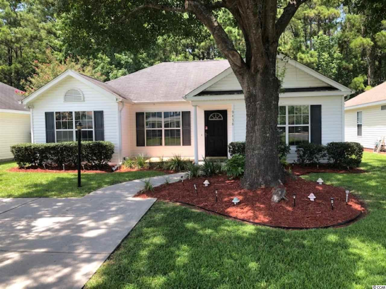 Homes rarely come on the market in this neighborhood and this 3 BR/ 2 BA home in the award-winning St. James school district is move-in ready and priced to sell quickly. Come see this ranch style home close to everything Myrtle Beach has to offer, plus just a 10 minute ride to the beach. Open floor plan, private back yard, surrounded by trees, beautiful shade trees and great curb appeal. Make this home one you can't pass up.