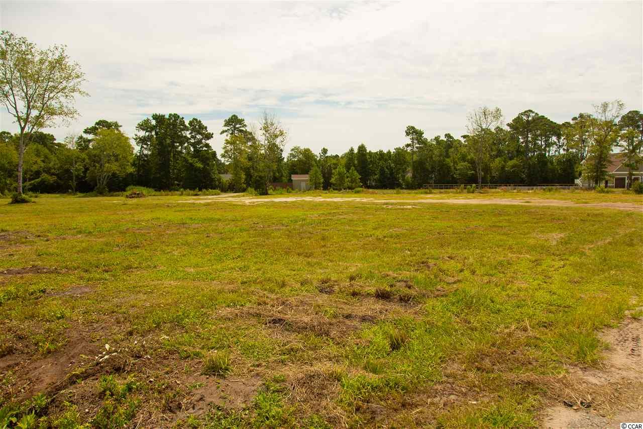 Rare opportunity for almost 1 acre of land in the Murrells Inlet area.  This is a builder owned lot and with a discounted price if you opt to use them to build your dream home.  Very close to the marshwalk and Garden City Beach.  Walmart is less than 1 mile away.  10 min drive to Litchfield going south or 10 min to Myrtle Beach heading North, this is truly a gem of a lot for size and location!