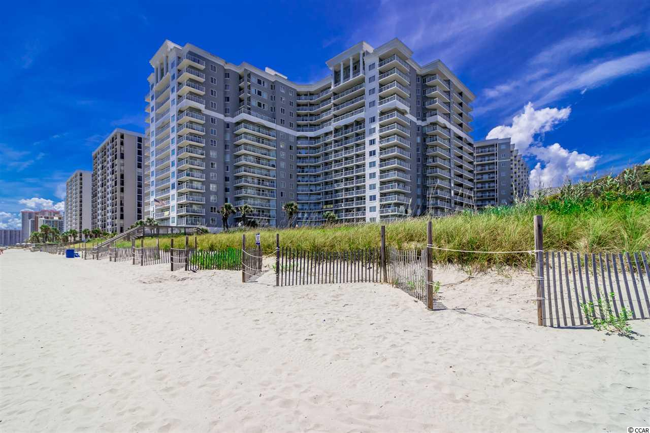 Rental projection of 24 thous. with a 80/20 split!!  UPDATED oceanfront condo. Check out this magnificent condo with a stunning view. Stainless steel appliances and sparkling white QUARTZ countertops. New floors, new furniture & kitchen cabinets. Great amenities: Oceanfront restaurant/lounge, MULTIPLE POOLS, 2 LAZY RIVERS, hot tubs, arcade, TIKI BAR, Coffee Shop, Ice cream shop. This place is awesome! HOA includes: Internet, Electricity, Cable, water/sewer & trash.