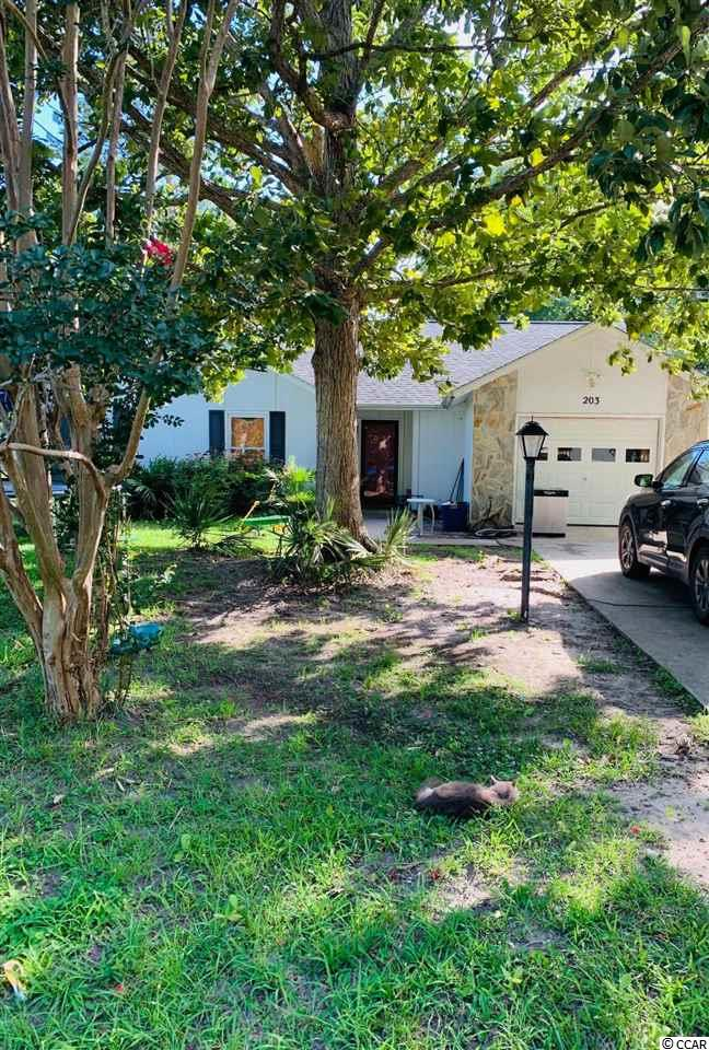 INVESTOR alert! This home is being sold AS IS. Needs TLC but is in a fantastic neighborhood close to Market Common and the beach. Perfect for an investor or first time home buyer who is looking for a fixer upper. Roof was replaced in 2013. Great family neighborhood, this home has tons of potential!