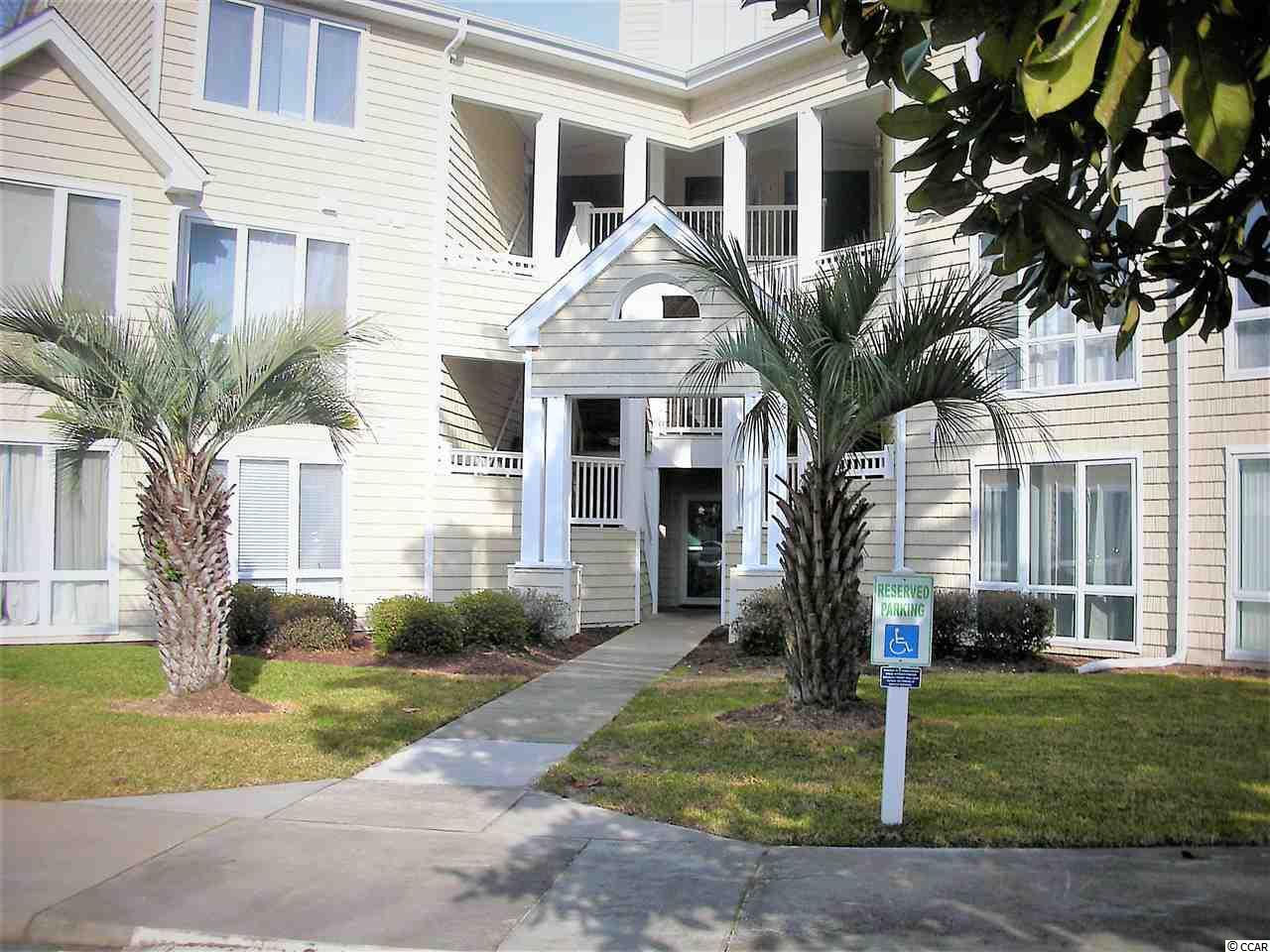 CLEAN 2 bedroom, 2 bath condo in Waterway Landing, a gated Intracoastal Waterway community.  It has a Split bedroom plan so there is more privacy with this plan and the Master has a Walk in Closet. It has a nice laundry room with a full size washer and dryer. Both the family room and master bedroom have sliding doors leading to the oversize screened in porch with views of the pool and nature. Master bedroom & bath have a double sinks with a vanity area. This gated community has 2 outdoor pools, a hot tub, grill & picnic area, day docks & piers on the Waterway enjoy your coffee or a meal while enjoying the awesome view. There is an on-site boat/trailer/RV parking and bike racks. The White sandy beaches of the Atlantic Ocean and Ocean Drive is just over a mile away. The location for restaurants, Shopping and Golf and all the fun stuff to do at the beach is only a short drive to it all. You will be amazed by this condo and it's Location!! Remember Opportunities Don't go Away they just go to somebody Else!!!!