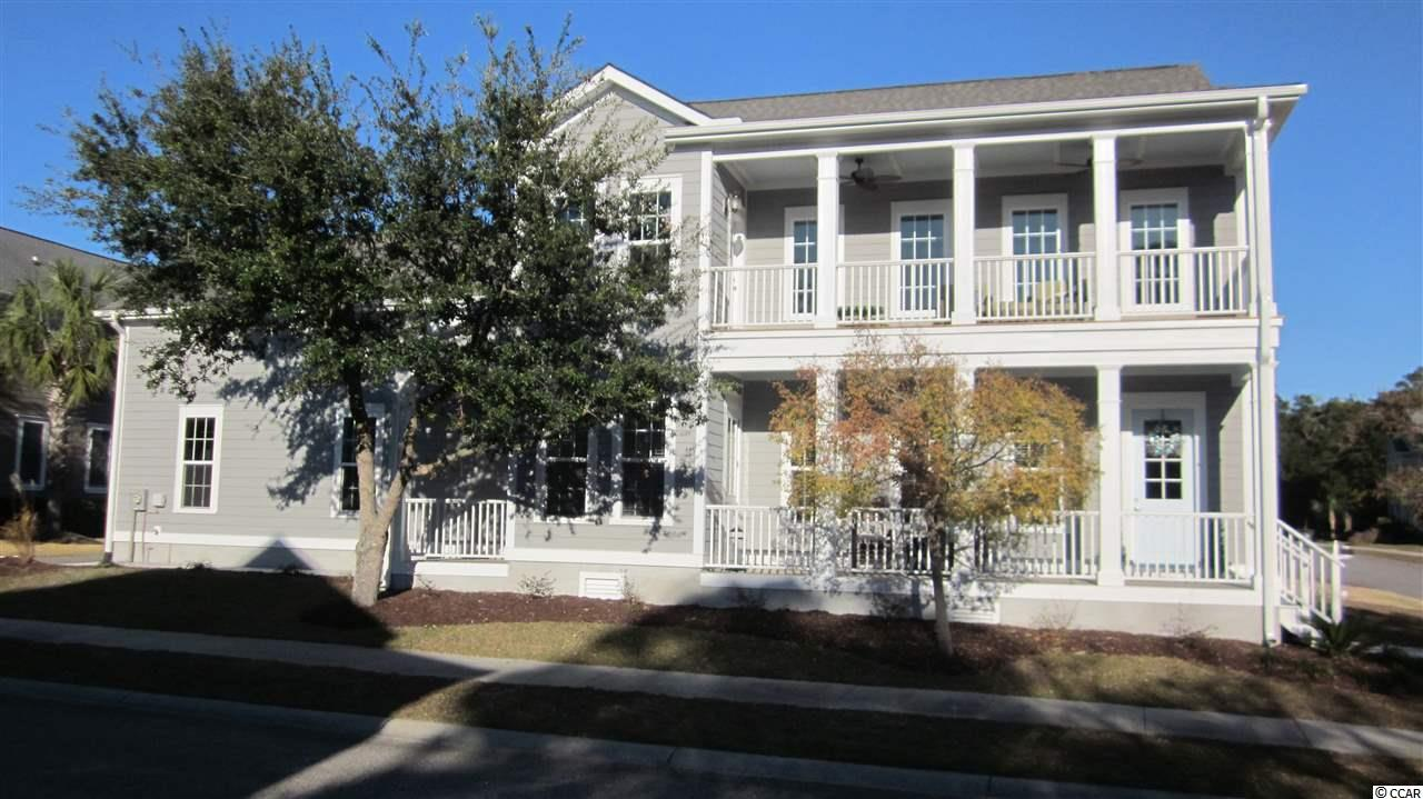 Wow! That is the feeling you will get when you walk in this gorgeous 4 bedroom 3.5 bath low country gem. Located on a corner lot in Charleston Landing, this home features towering vaulted ceilings, crown molding and upgraded fixtures through out. Such as, stainless steel appliances, and a beautiful sitting area overlooking the majestic great room. Full bath and closet in bonus room. Well kept pool and clubhouse.This home is a must see for anyone who wants a little more home for a lot less money!