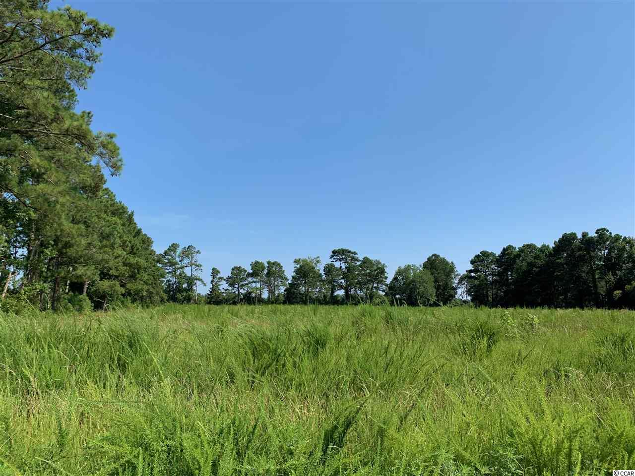 This unique property is located near Barefoot Landing and Hwy 31 for easy access all along the Grand Strand. Long Bay Ridge is a small, gated subdivision of just 10 extra large residential building lots, all located directly on the Intracoastal Waterway! This lot is over 102,000 SQ FT (2.36 acres) with 182' of direct waterway frontage!