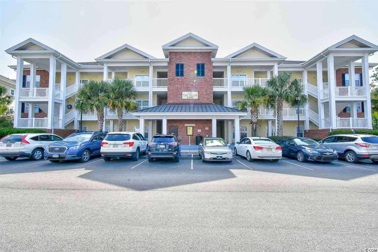 Welcome to this fully furnished, 2 bedroom 2 bathroom condo in the golf course community of Tupelo Bay. This unit features an open floor plan of the main living areas and well coordinated furnishings, making it feel very clean and spacious. The kitchen is equipped with all appliances, all white cabinets, and a breakfast bar leading into the living and dining areas. Each bedroom includes easy access to its own bathroom and plenty of closet space, while the master bedroom features a large walk in closet and double sink vanities. A washer and dryer in the unit adds ease and convenience for rentals or everyday living. Enjoy the view of the pond from your first floor patio, and spend your afternoons on the golf course. Tupelo Bay offers an indoor and outdoor pool, fitness center, and golf perks are included in your monthly HOA fee! Perfectly situated near all of the Grand Strand's finest dining, shopping, and entertainment attractions, and just a 5 minute drive to the beach. Whether you are looking for an investment opportunity, second home near the beach, or your forever home, you won't want to miss this. Schedule your showing today!