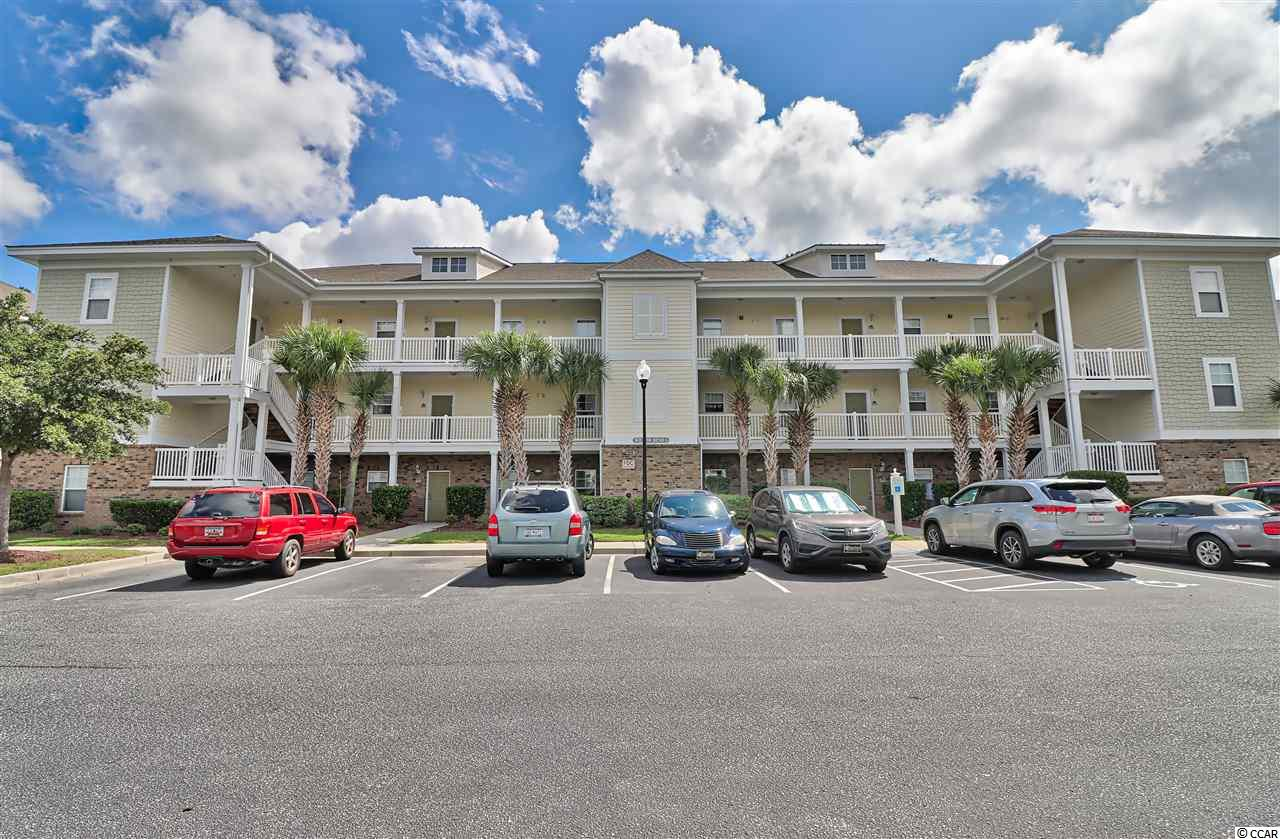Great third floor unit in Barefoot Resort's Willow Bend. This is a great opportunity to put your personal touch on this 2 bedroom, 2 bathroom, fully furnished unit.  Enjoy all the great amenities that Barefoot Resort has to offer; Four championship golf courses, large driving range and practice area, Barefoot Marina, Onsite restaurants, Private beach cabana for owners and private parking for owners. Transferable Golf Membership available. Come and live the Barefoot life, today!