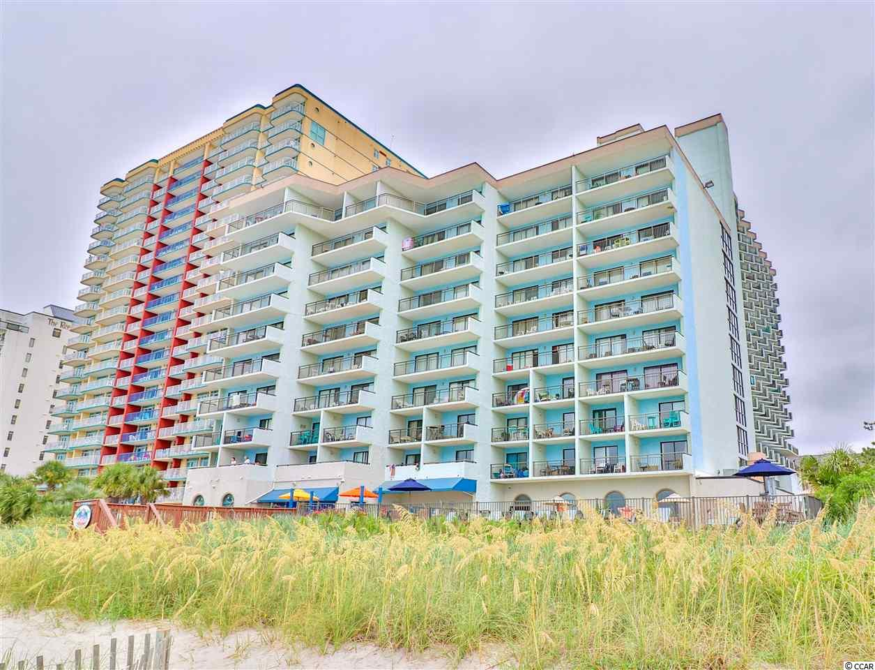 Ocean View Condo in Bluewater Resort - Hi rise : Myrtle Beach South Carolina