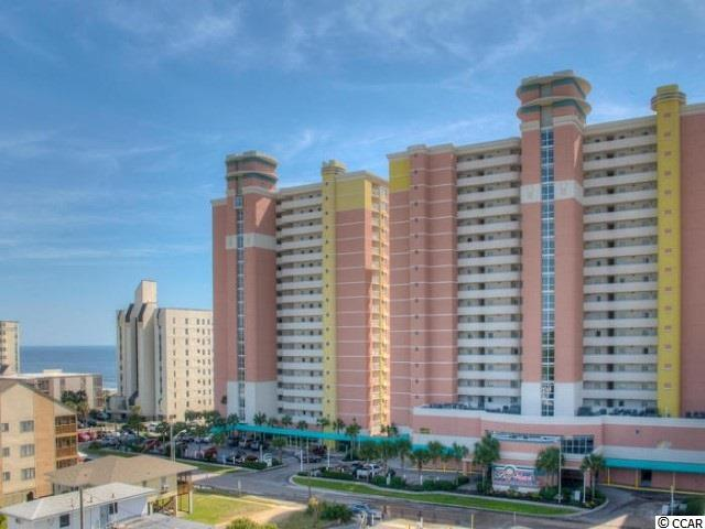 Imagine your own beachside retreat where the longest of days melt away- This is your opportunity to own an oceanfront, beachside getaway at an amazingly low price. Located in North Myrtle Beach in Baywatch Resort. This 16th floor unit boasts a huge private bedroom with 2 Queen size beds, a fully equipped kitchen, large living area complete with a murphy bed, and a spacious direct oceanfront balcony. Enjoy incredible amenities that include- indoor/outdoor pools, lazy rivers, spas/hot-tubs, on-site restaurants, pool-side Tiki-bar, fitness center, and much more! Close to shopping, restaurants, entertainment and all local attractions. This unit is perfect for your personal use and/or investment. Impressive rental history- rents well all year long! Where else can you find such an inviting, clean condo at this price? Schedule your showing today!