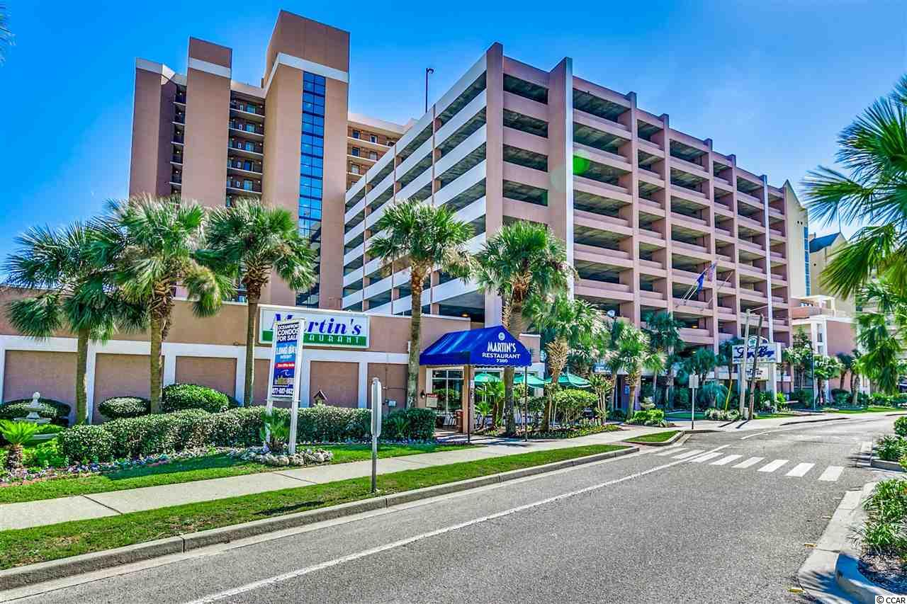 """Oceanfront, furnished 3br/2ba with all inclusive HOA fee. Long Bay resort has it all!!! The oceanfront pool area features large outdoor pool, outdoor whirlpool, and tiki bar. The indoor pool area, which is open-air in warm weather and enclosed in the colder months, features a 250 FT lazy river, a 50-FT swimming pool, three whirlpool spas, and a large children's pool with """"mushroom"""" showers and a poolside sauna. Beside the building is a """"Silly Submarine"""" children's water park. Other resort features include a restaurant, Starbucks, gift shop, fitness center, on-site putt putt mini golf, arcade and meeting facilities. There's an attached parking garage which has entry access to each floor. This resort brings guest back year after year. Great investment opportunity, because it's priced to sell!"""