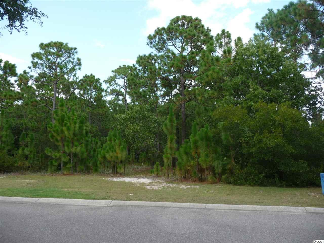Build your dream home on this large lot in The Estates at Reunion Hall. Lots of trees for privacy, including a 10-foot landscape buffer at the rear and Association-maintained landscaping along the east side. The lot allows for a side-load garage and driveway along either side of the house rather than the front. Biking/walking path accessible at entrance to Reunion Hall. In a gated community with private ocean/beach access at Litchfield by the Sea with bathrooms, walking and biking paths, docks for fishing, crabbing, kayak launch and tennis courts. Use of community pool at River Club is included in HOA. Membership available to The Reserve's private Greg Norman golf course, pool, clubhouse and Safe Harbor Marina. Very close to food stores, shopping, restaurants, entertainment, famous Brookgreen Gardens and the ocean.