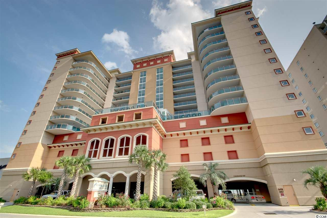 Bahama Sands 3BR/3BA direct oceanfront condo.  Nicely decorated & appointed.  This unit comes fully furnished, W/D, granite counter tops & more!  The resort offers: indoor/outdoor pools, lazy river, hot tub, exercise room.  Located in the heart of NMB.