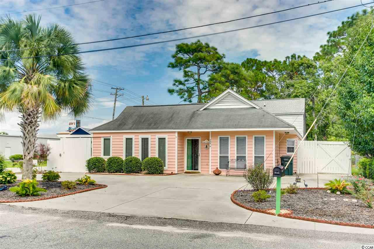 3BR/2BA Upgraded Patio Home East of HWY 17 in the Crescent Beach Section of NMB!  Well maintained, large circle driveway, Carolina Room, Low maintenance landscaping & No HOA !  Just a short walk or bike/golfcart ride to the beach!