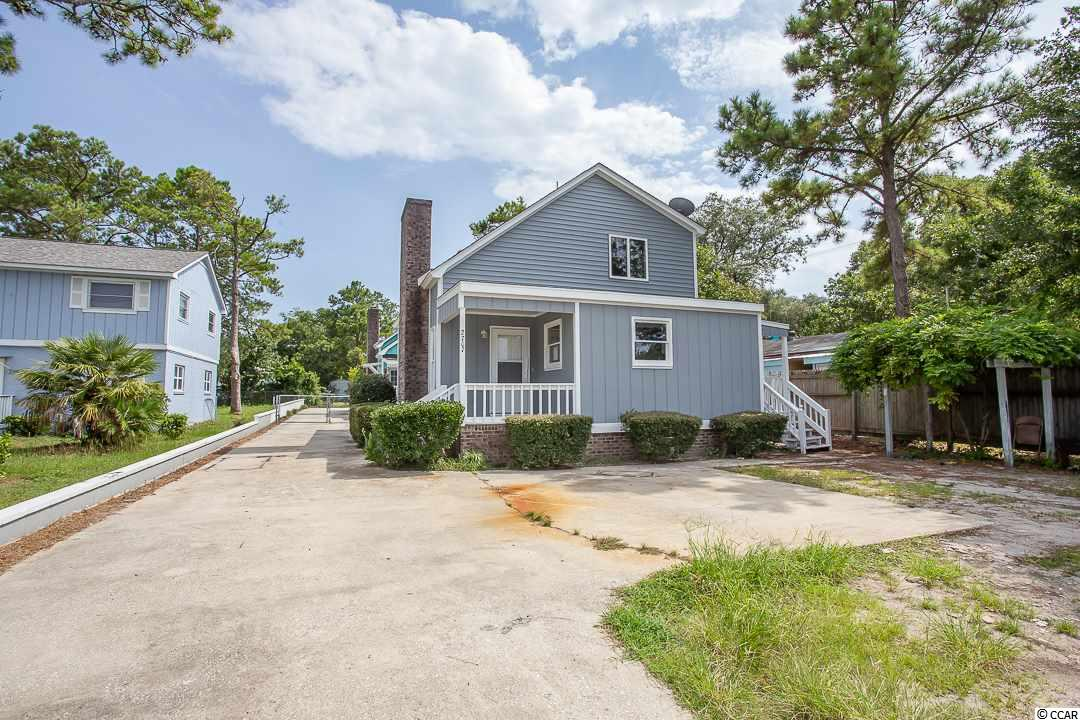 Beautiful newly remodled beach home priced to sell!  This 3 bedroom 2 bath home is located within walking distance to the beach.  New flooring, appliances, carpet, paint (inside and out), light fixtures...too many to mention.  Before you buy, you much see this gem!!!