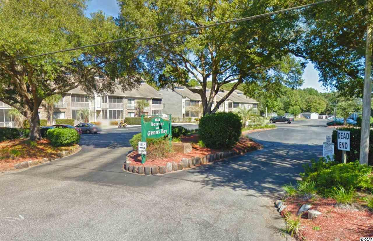 Great first floor unit in desirable complex.  Features a walk out patio and spacious walk in closet. HOA dues are very low, includes access to community pool, building insurance, water/sewer, trash pickup, pest control, cable and more!! Not in a flood zone! Conveniently located close to shopping, restaurants and within walking distance to the beach.