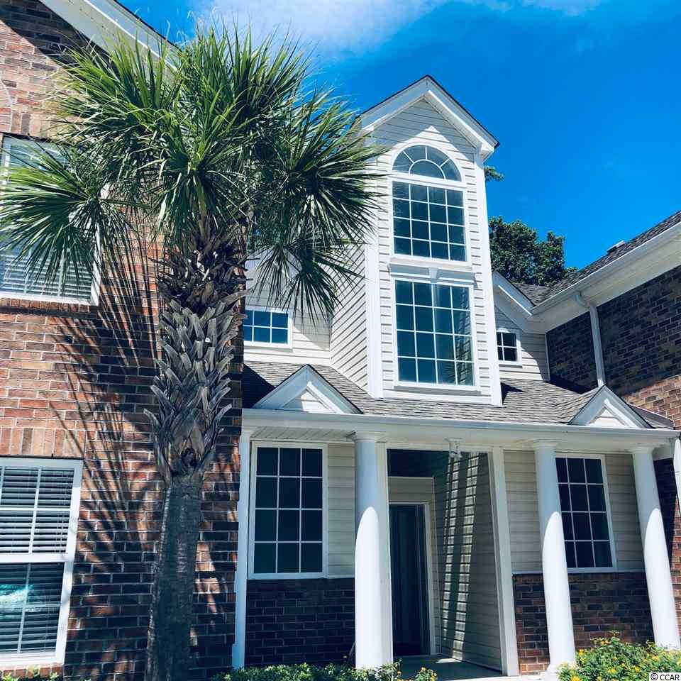 132 C BRENTWOOD DRIVE, MURRELLS INLET, SC~ STERLING POINTE~ Enjoy your LIFE- NO maintenance living ! Pack your lunch and move in to this beautiful first floor condo nestled in the heart of Murrells Inlet. Walking distance to medical, dining, and shopping. With an open and airy floor plan, this three bedroom- two bath condo features spacious rooms, a beautiful PRIVATE screened porch. Kitchen with loads of cabinets, under cabinet lighting, walk-in pantry and breakfast bar. Upgraded lighting and custom paint throughout. Master bedroom features his and her closets and master bath equipped with double vanity, garden tub, shower and linen closet.  This community is peaceful and impeccably maintained with a lovely community pool. This is the only first floor unit available. Seller is offering a flooring allowance with an acceptable offer.All measurements are approximate and should be verified by any potential buyer and their Agents.