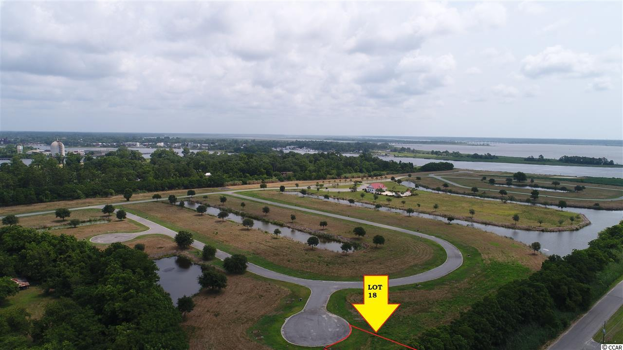 Opportunity to own property at a deep discount near the Winyah Bay in the Historic Town of Georgetown, SC. Lot 18 CLARENDON STREET is situated within the Waterfront Craven's Grant Community featuring a pool, clubhouse, and a great location ! The Cravens Grant Community is nestled between Charleston and Myrtle Beach allowing easy access within 1 hour's drive to both areas.
