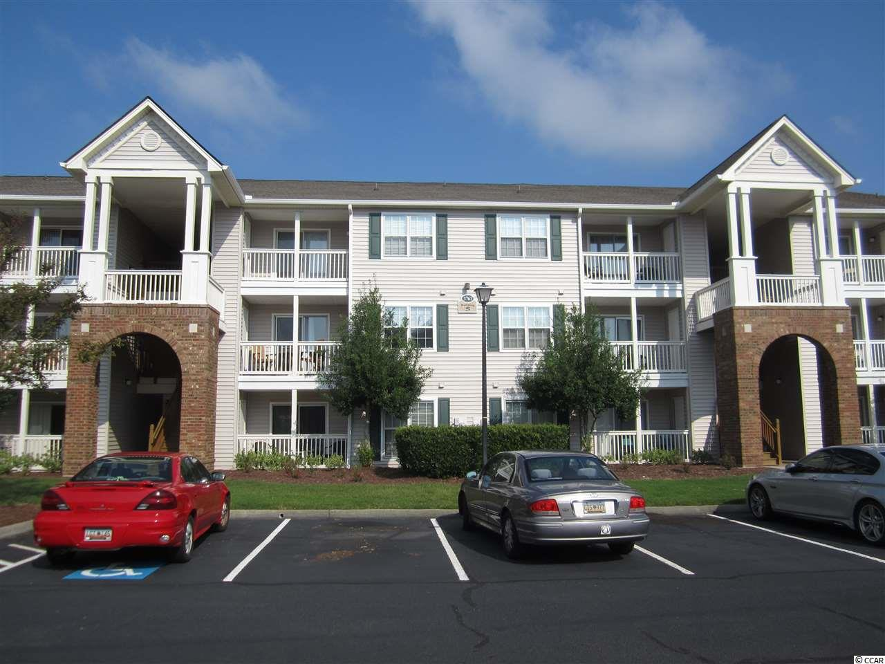 End Unit,Lake/Pond View Condo in Broadway Station : Myrtle Beach South Carolina