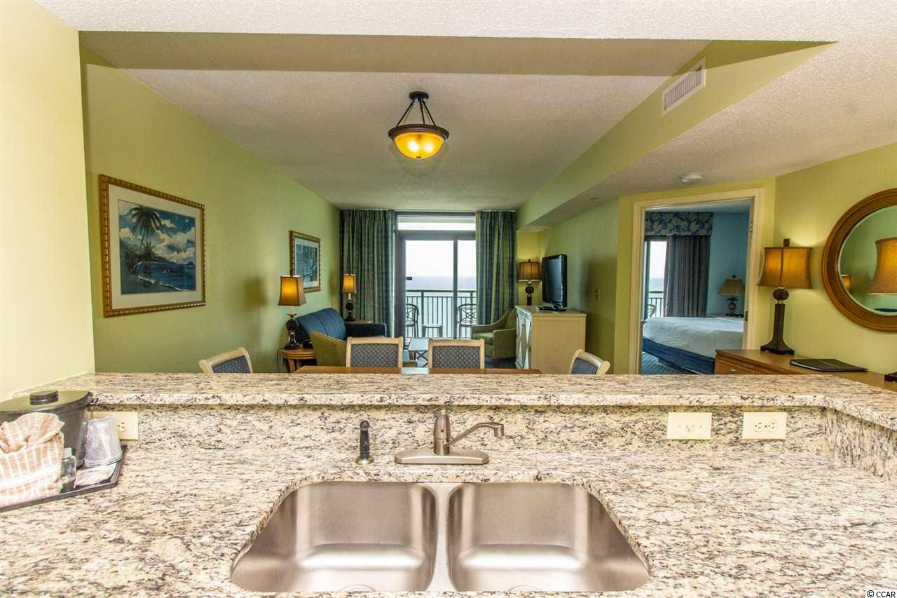 This 2 bedroom  at Caribbean Oceanfront Condominium is currently for sale