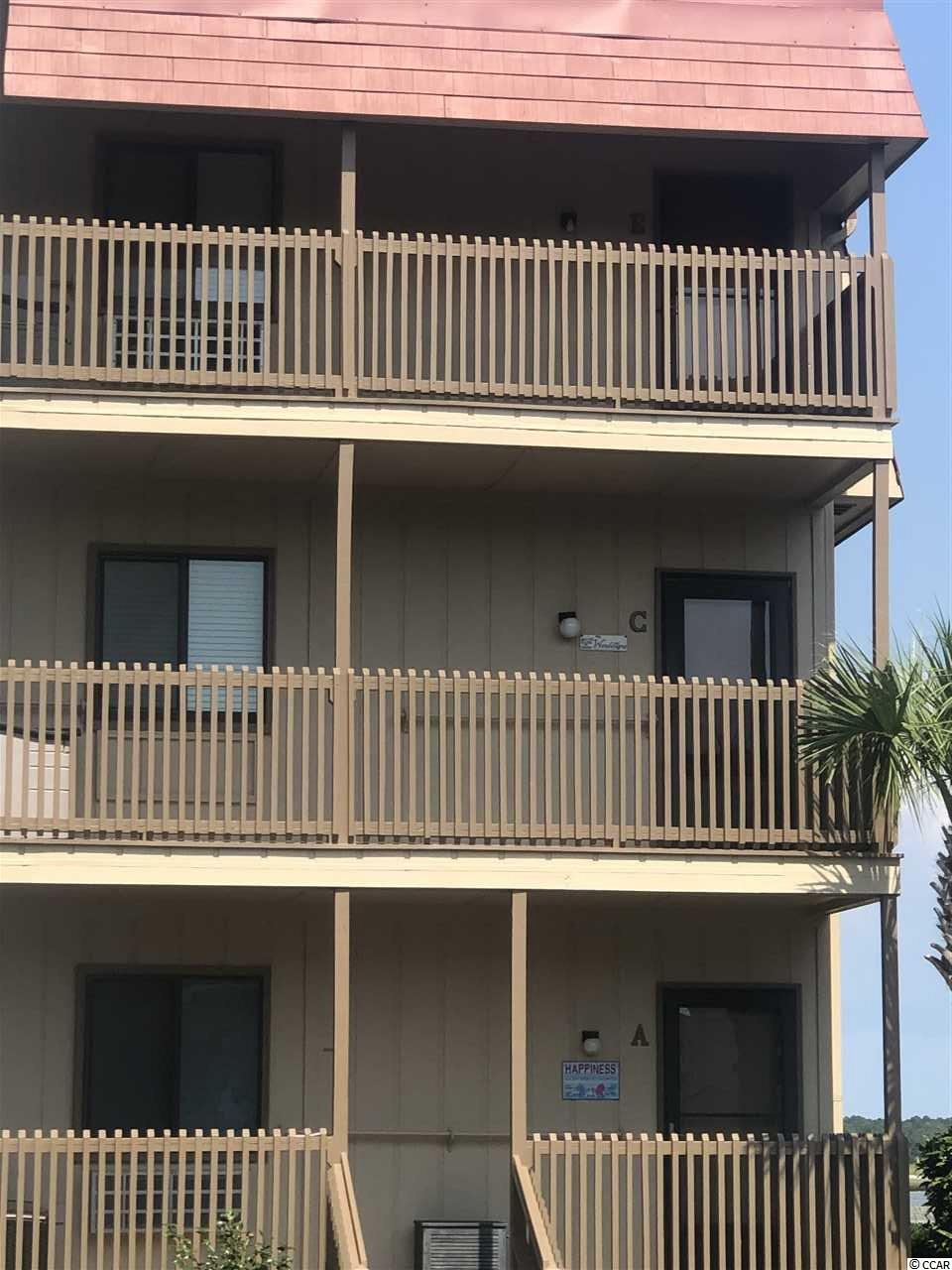 Channel View,End Unit,Inlet/Creek View,Marsh View,Ocean Front,Ocean View Condo in Inlet Point Villas - Cherry Grov : North Myrtle Beach South Carolina