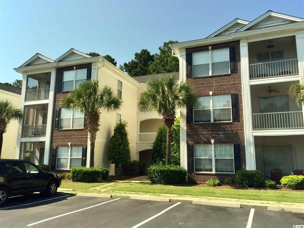 End Unit,Lake/Pond View Condo in The Fairways At River Oaks : Myrtle Beach South Carolina