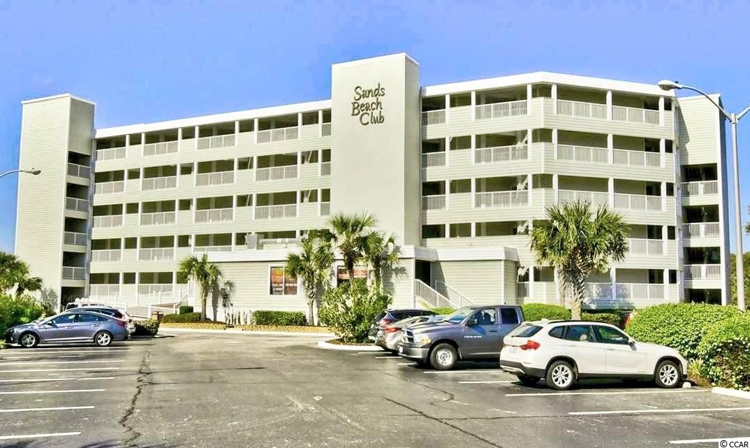 Ocean View,Marsh View Condo in SANDS BCH I : Myrtle Beach South Carolina