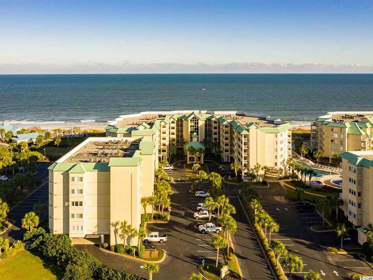 Ocean Front Condo in Fordham, The : Pawleys Island South Carolina