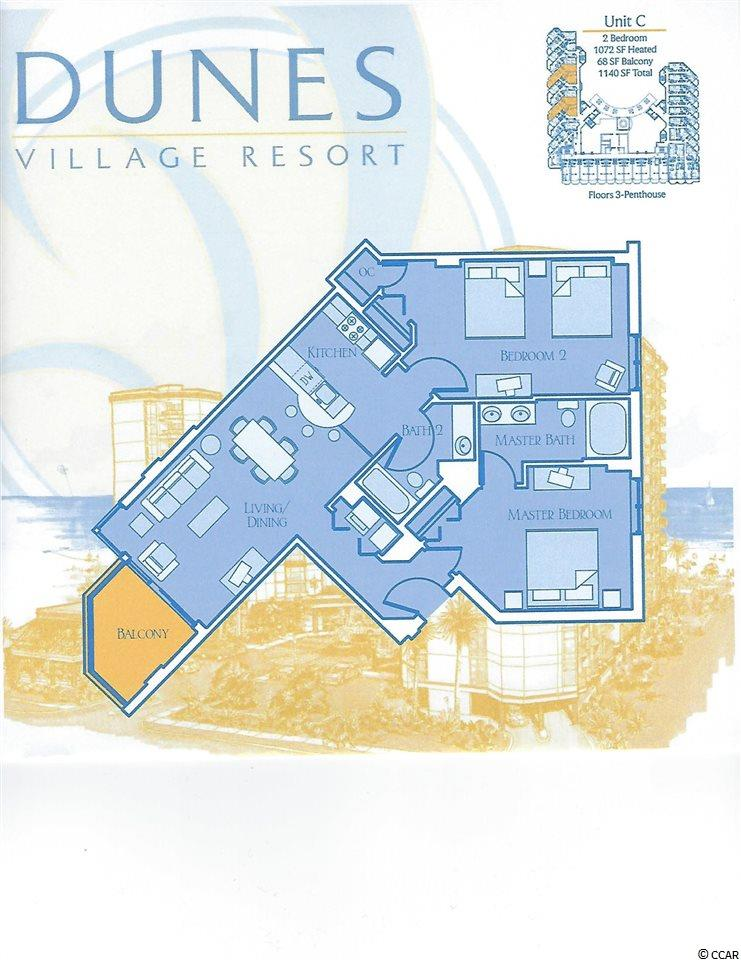 Contact your real estate agent to view this Dunes Village Phase II  for sale