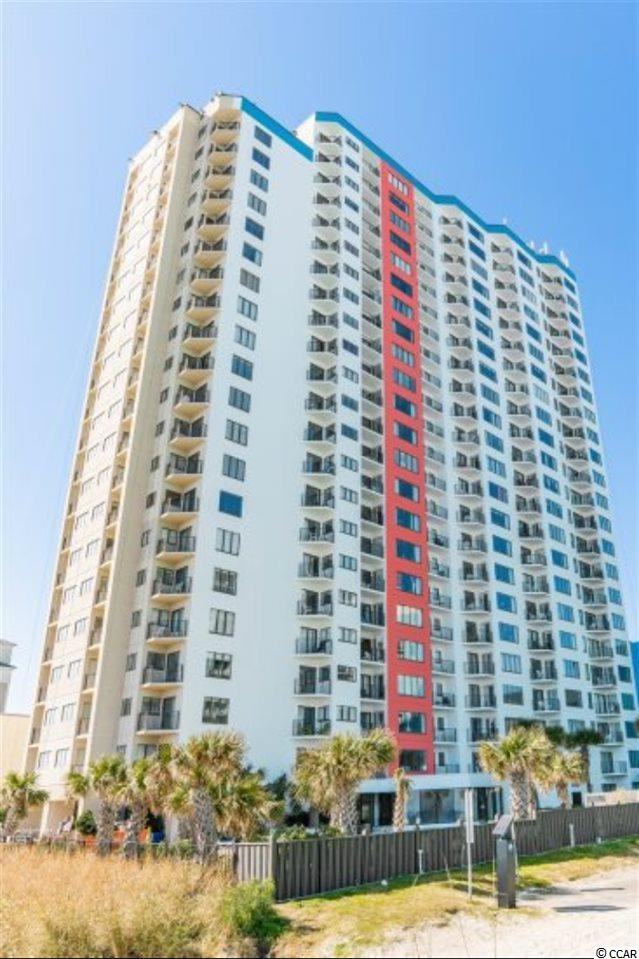 Ocean Front,Ocean View,End Unit Condo in PALACE, THE : Myrtle Beach South Carolina