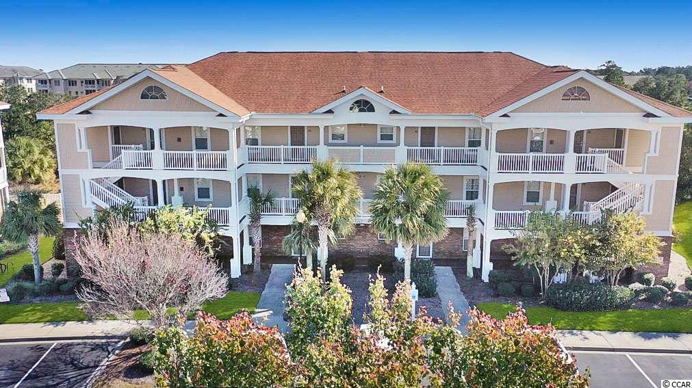 Lake/Pond View Condo in Ironwood at Barefoot Resort : North Myrtle Beach South Carolina