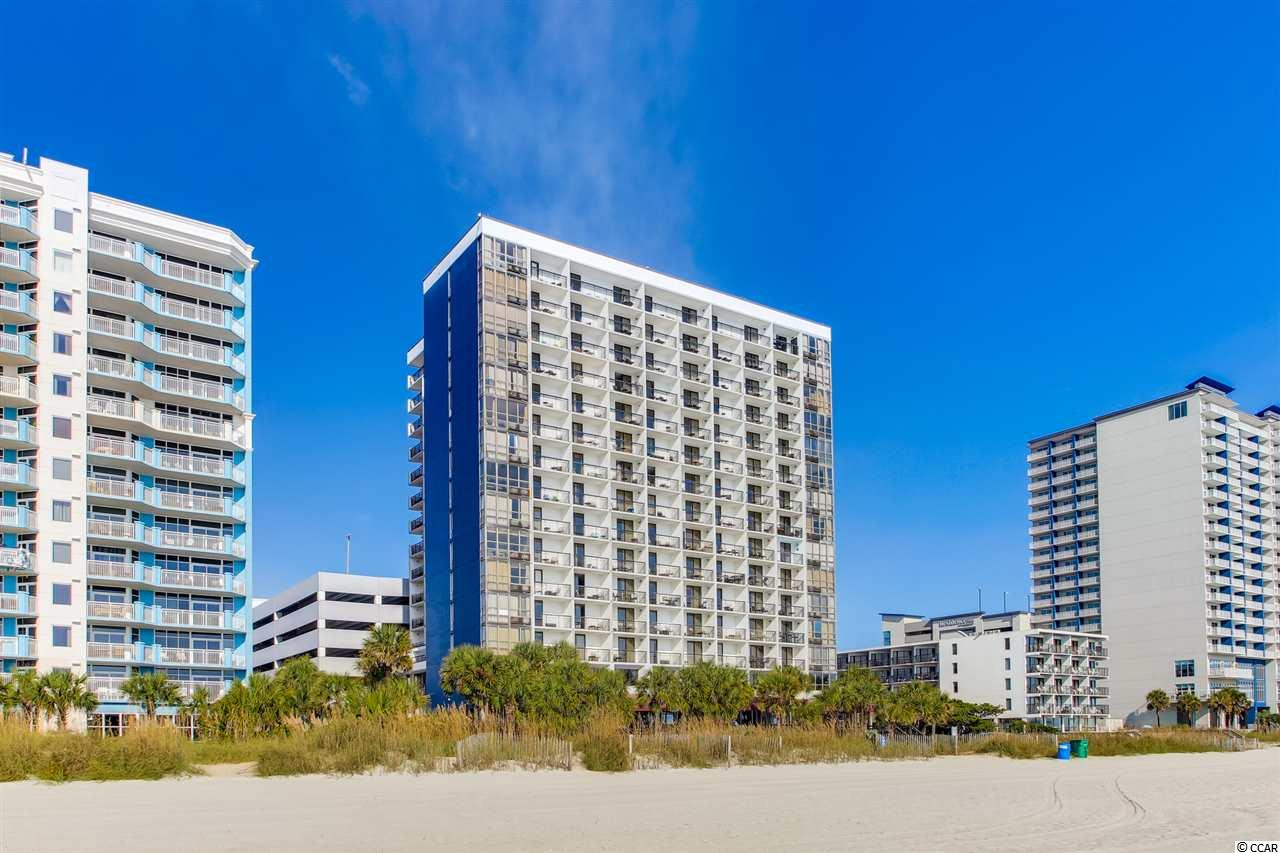 End Unit,Ocean Front Condo in Sun-N-Sand : Myrtle Beach South Carolina
