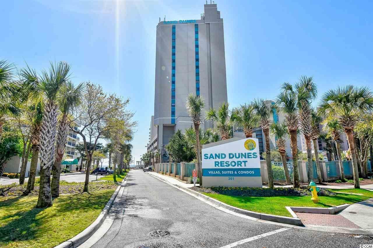 Ocean View Condo in SAND DUNES PHII : Myrtle Beach South Carolina