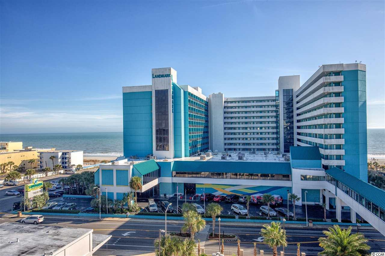 Ocean Front,Ocean View Condo in Landmark Resort : Myrtle Beach South Carolina