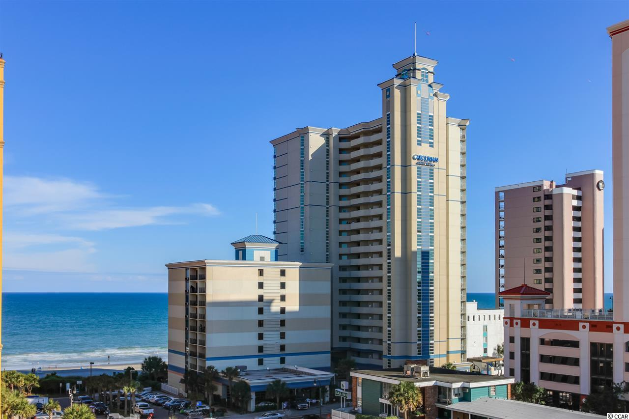 Ocean Front,Ocean View Condo in Carolinian Beach Resort : Myrtle Beach South Carolina