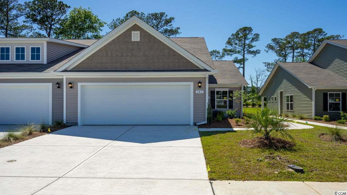 End Unit Condo in The Townes at Heather Glen : Little River South Carolina