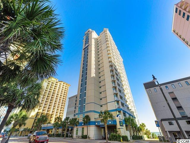 Ocean Front Condo in Carolinian Beach Resort : Myrtle Beach South Carolina