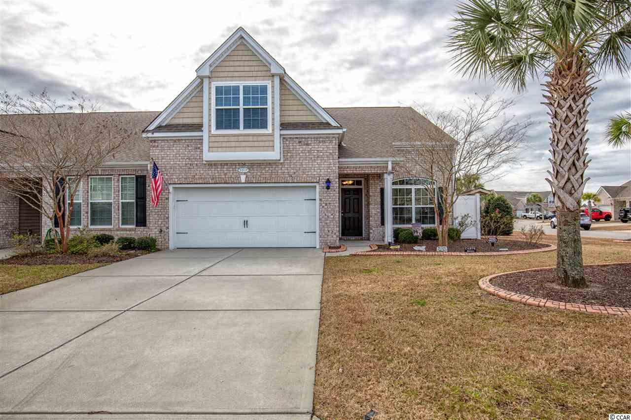 End Unit,Lake/Pond View Condo in Tuscany - Carolina Forest Area - : Myrtle Beach South Carolina
