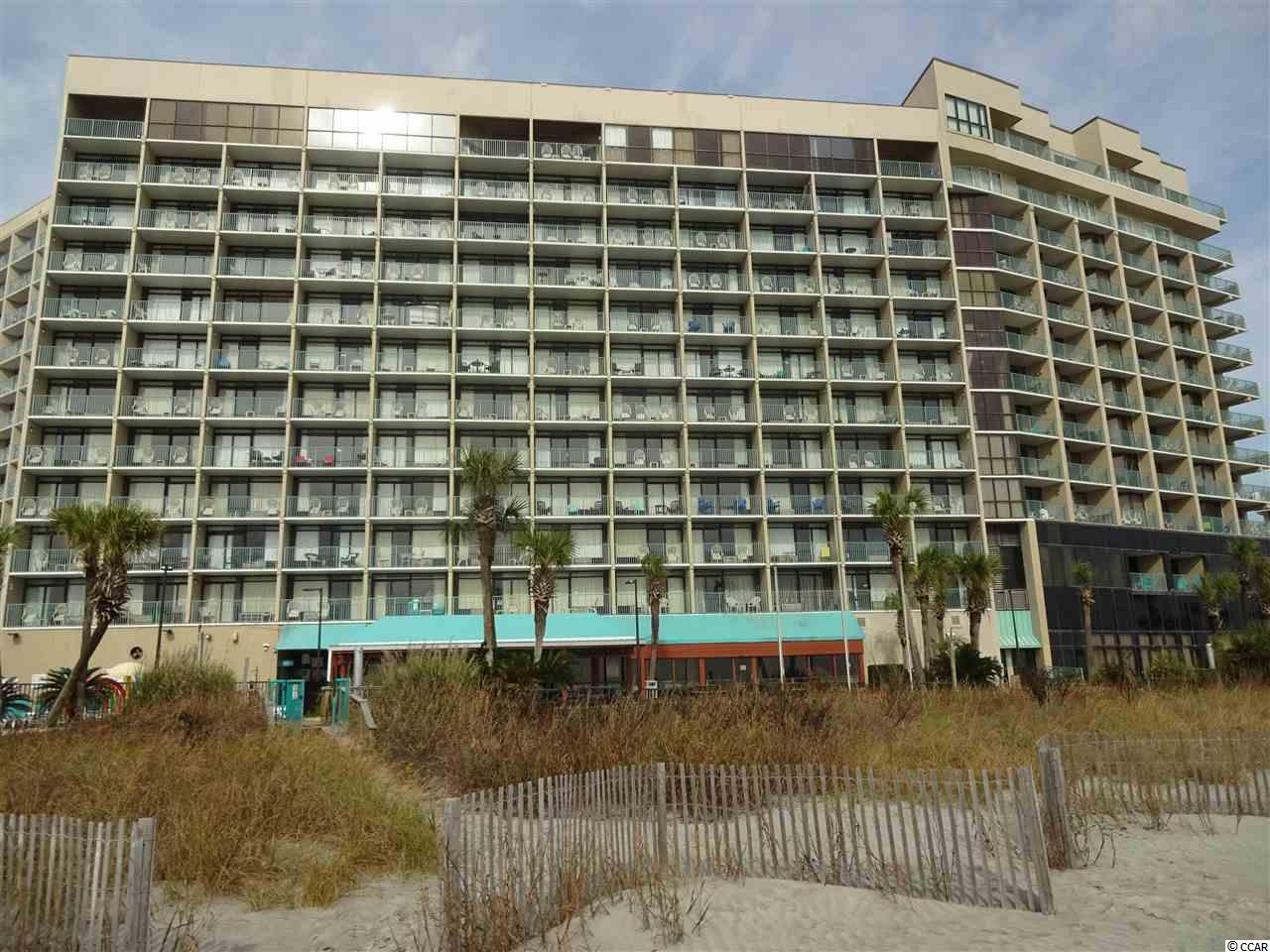 Ocean Front Condo in SAND DUNES PHII : Myrtle Beach South Carolina
