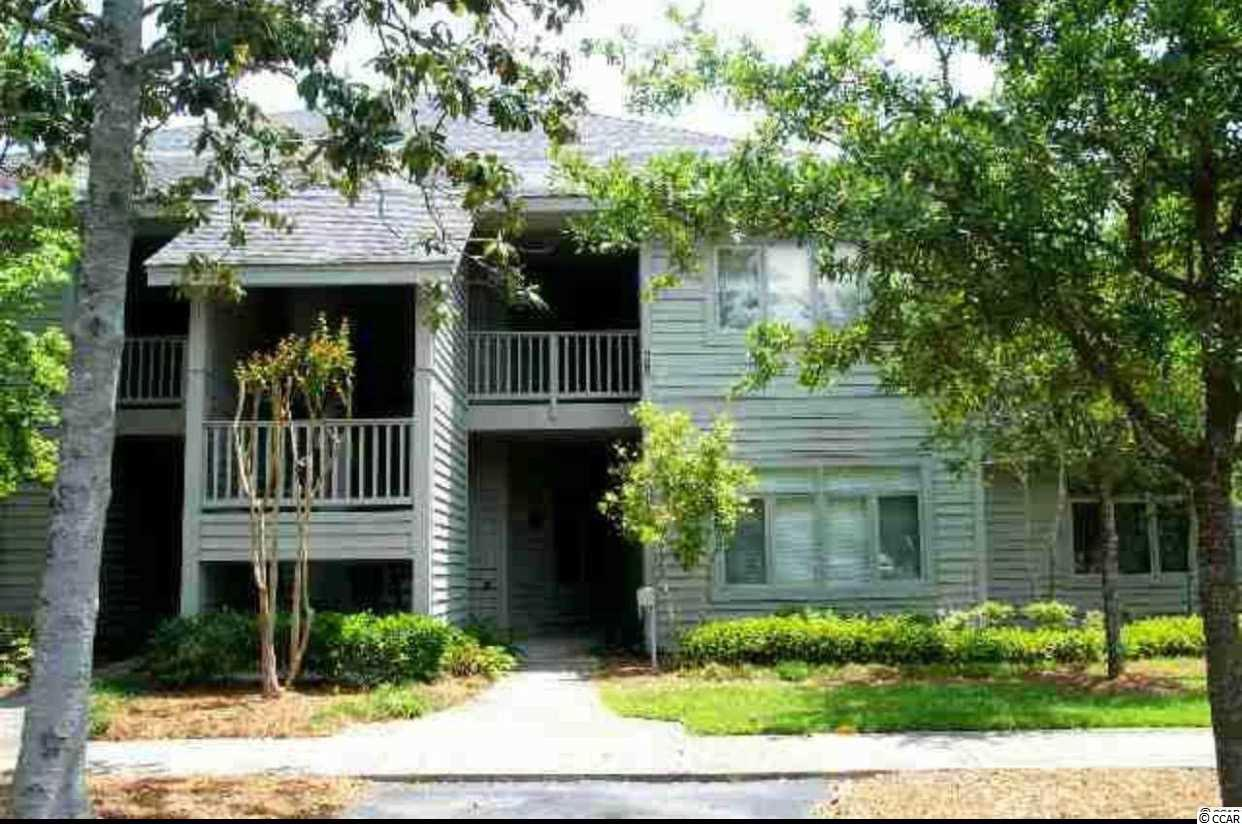 Lake/Pond View Condo in TEAL LAKE VLG : North Myrtle Beach South Carolina