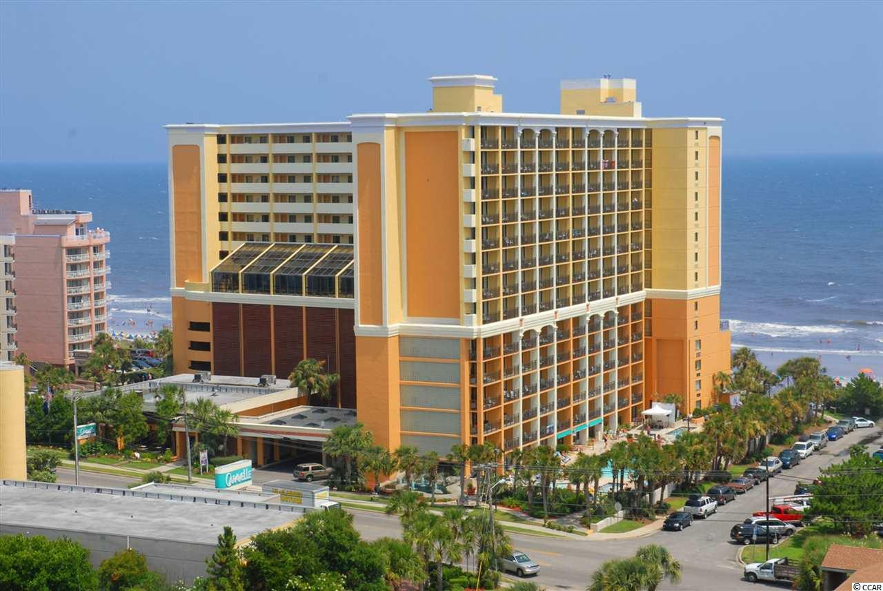Ocean Front,Ocean View Condo in Caravelle Resort : Myrtle Beach South Carolina