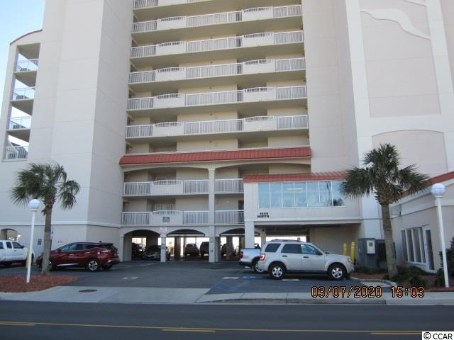 Ocean Front Condo in North Myrtle Beach South Carolina