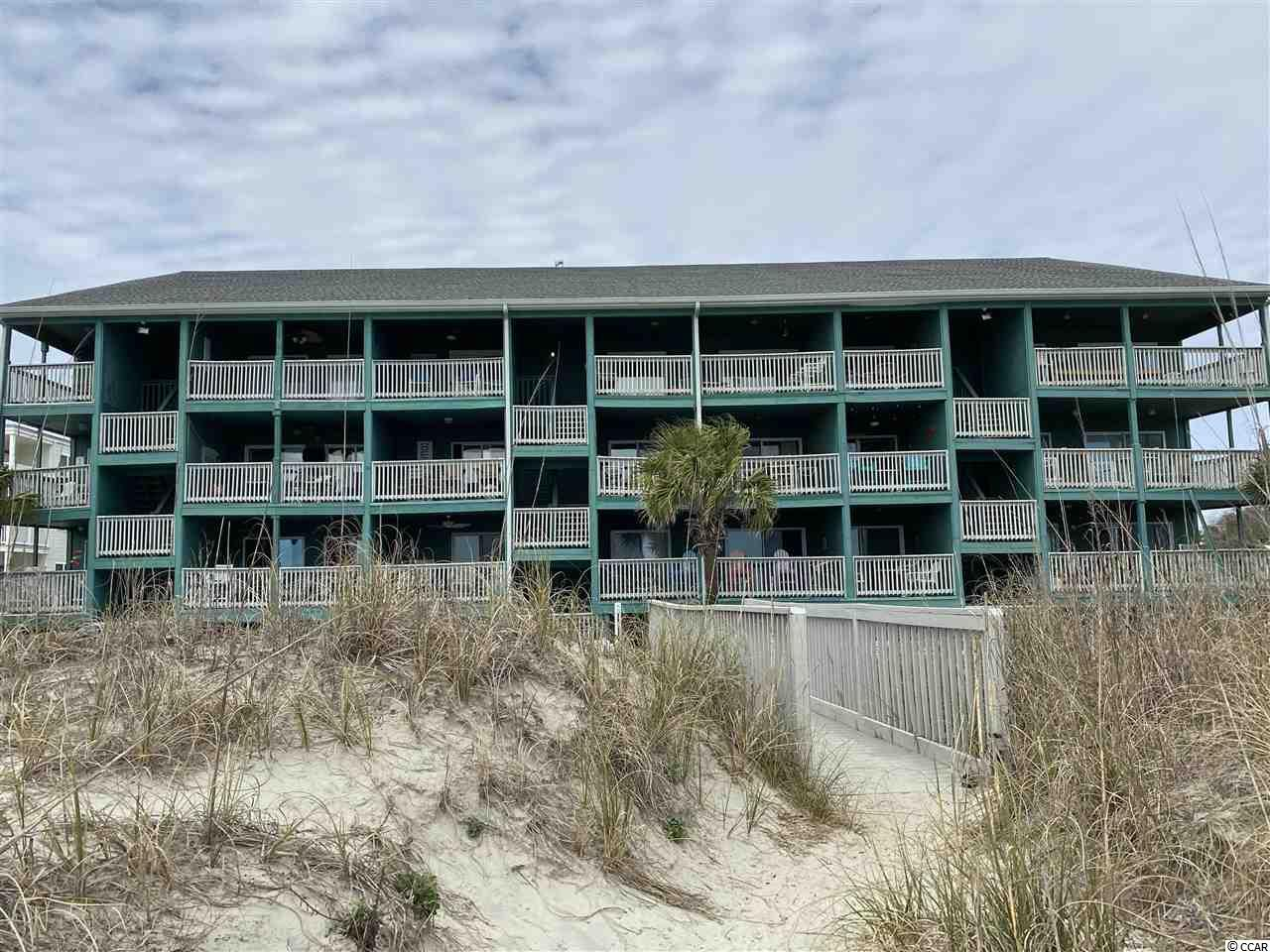 Ocean Front Condo in WIND CREST-NMB : North Myrtle Beach South Carolina