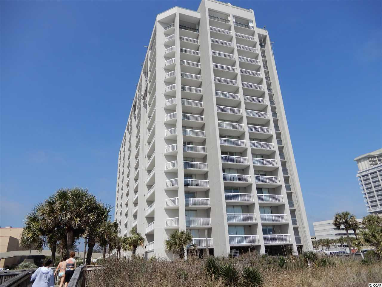 Ocean View Condo in Kingston Plantation - South Hamp : Myrtle Beach South Carolina