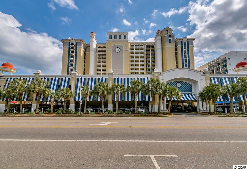 End Unit,Ocean View Condo in Compass Cove Pinnacle Oceanfront : Myrtle Beach South Carolina