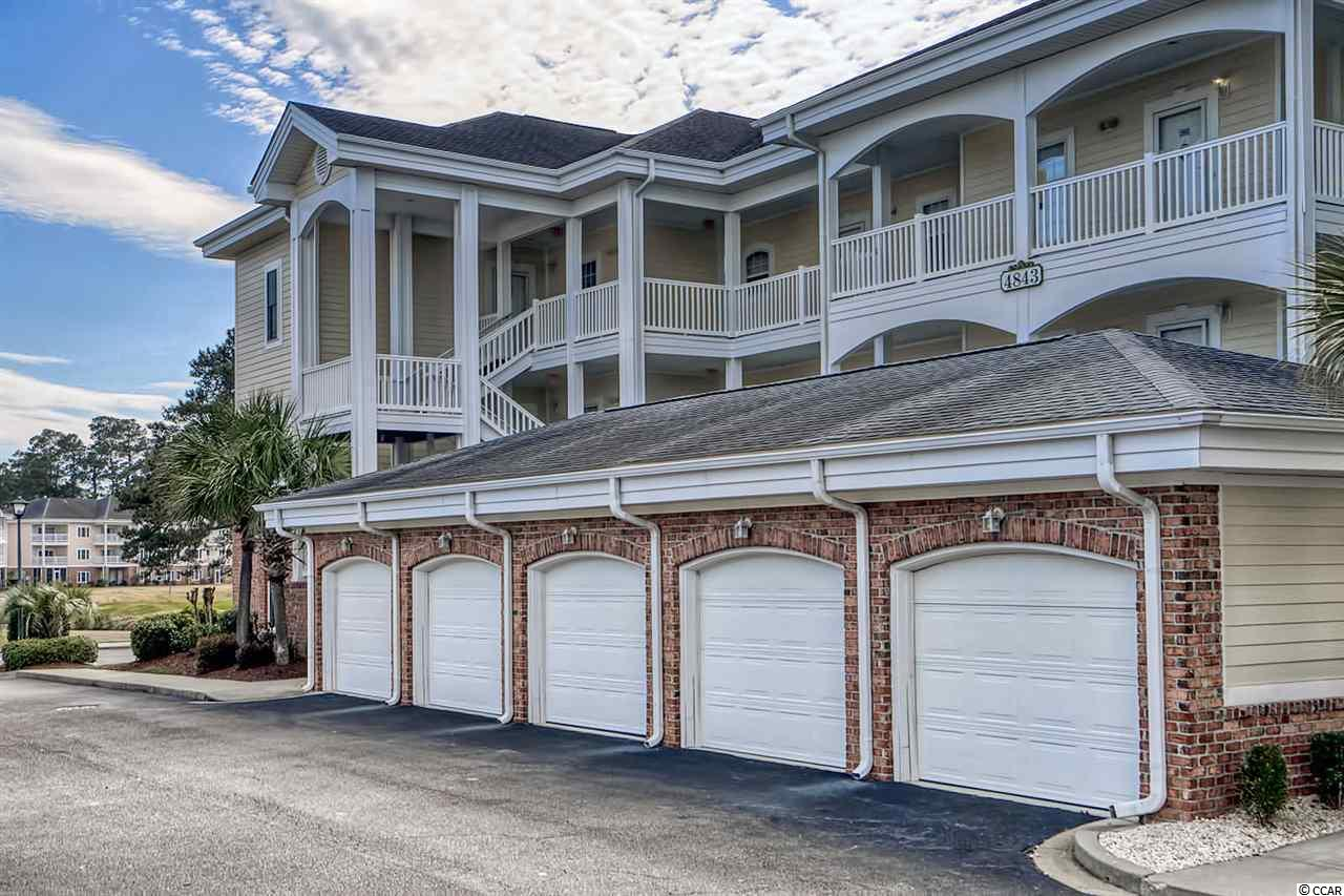 Golf Course View,Waterway View Condo in Magnolia North : Myrtle Beach South Carolina